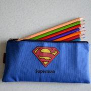 Пенал «Супермен» (Superman) фото