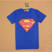 Футболка «Супермен» женская (Superman) фото