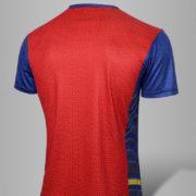 Синяя футболка «Супермен» (Superman) фото
