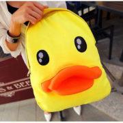 Рюкзак утка фото