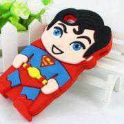 Чехол «Супермен» на айфон 4-4S-5-5S (Superman) фото