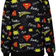 Кофта «Супермен» женская (Superman) 2 варианта фото