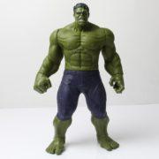 На картинке фигурка Марвел титаны Халк (Hulk \ Avengers \ Marvel), вид спереди.