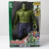 На картинке фигурка Марвел титаны Халк (Hulk \ Avengers \ Marvel), вид в упаковке.