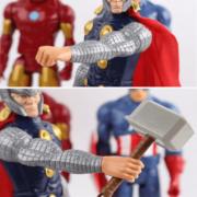 Фигурка киногероя Тора из Мстителей фото