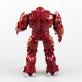 На картинке фигурка Халкбастер из Мстителей 2 (Hulkbuster \ Avengers \ Marvel), вид сзади.