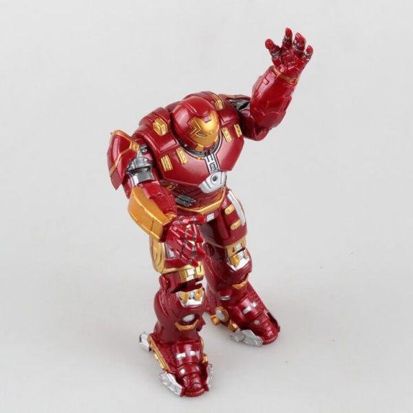 На картинке фигурка Халкбастер из Мстителей 2 (Hulkbuster \ Avengers \ Marvel), общий вид.