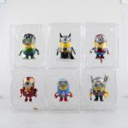 Фигурки Миньонов-Мстителей (Марвел \ Marvel) фото