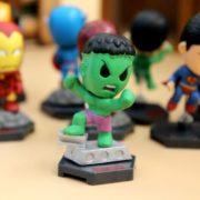 Мини-фигурки Мстителей (Марвел \ Marvel) фото