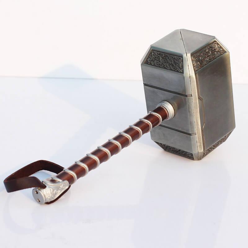Как сделать ручку для молота тора
