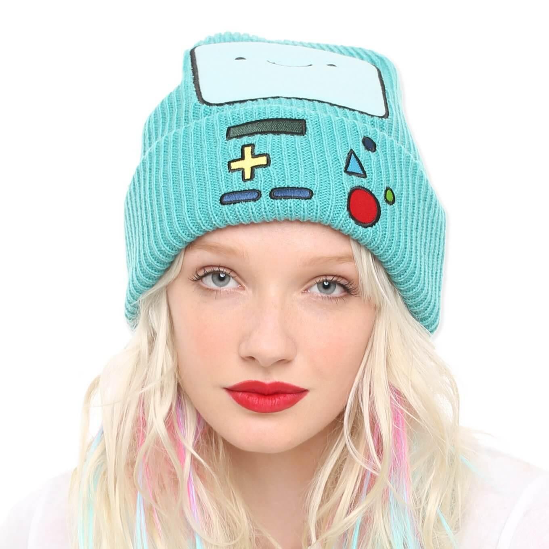 На картинке шапка Бимо из Времени приключений, общий вид.