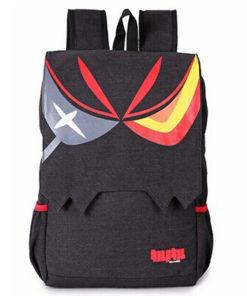 На картинке рюкзак Рюко Матой из Kill la kill (Убить или быть убитым), вид спереди.