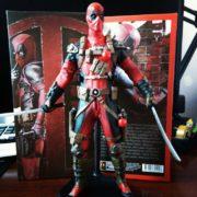 Коллекционная фигурка Дедпула (Дэдпул  Deadpool), реальное фото