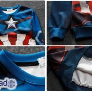 Свитшот Капитан Америка (Мстители) фото