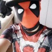 Кепка Дэдпул (Дедпул \ Deadpool) — 4 варианта фото