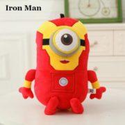 Мягкая игрушка миньон-железный человек (Iron Man) фото