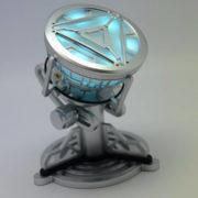 Игрушка мини-реактор Железного Человека (Iron Man) фото
