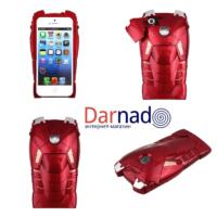 Чехол Железный Человек (на айфон 5-5S-5G-6) 2 варианта фото
