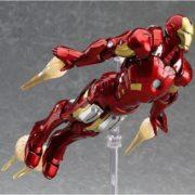 Подвижная фигурка Железного Человека (Iron Man) фото