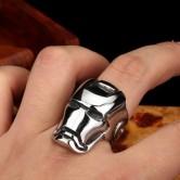 На картинке кольцо Железный Человек (Iron Man), общий вид.