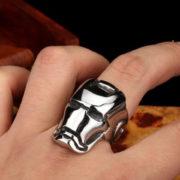 Кольцо Железный Человек (Iron Man) фото