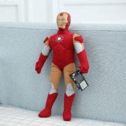 Большая мягкая игрушка Железный Человек Марк 6 (Iron Man Mark 6) фото