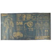 Плакат Железный человек (Iron Man) фото