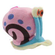 Мягкая игрушка Улитка Гэри из Спанч Боба фото