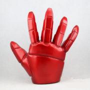 Игрушка в виде руки-перчатки Железного Человека (Iron Man) фото