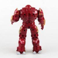 На картинке игрушка Железный Человек Марк 43 Hulkbuster (Эра Альтрона), вид сзади.