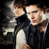 Футболка «Братья Винчестеры» Сверхъестественное (Supernatural) 2 цвета фото
