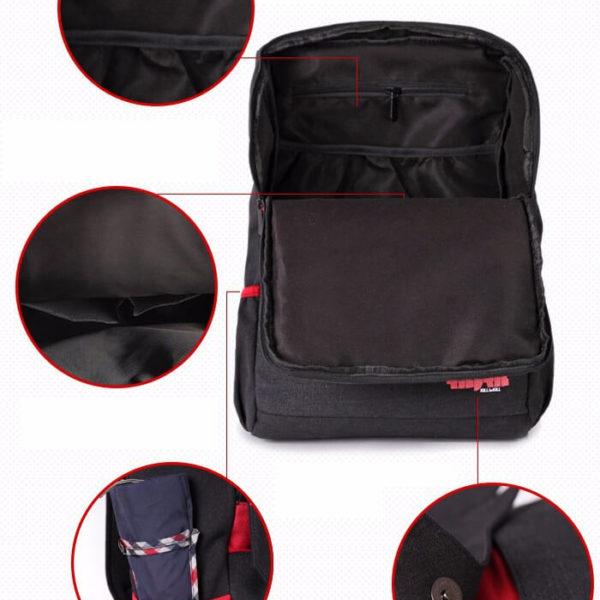 На картинке рюкзак Рюко Матой из Kill la kill (Убить или быть убитым), детали.