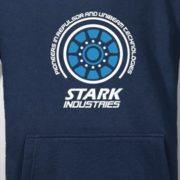 Толстовка с Двигателем Железного Человека (Iron Man) 2 варианта фото
