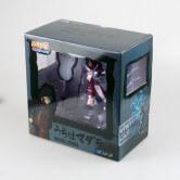 На картинке фигурка Мадара Учиха (Наруто \ Naruto), вид в упаковке.