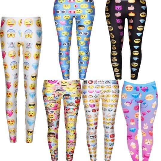 Бесплатная-доставка-Emoji-фитнес-леггинсы-новый-2015-весна-марка-женские-брюки-панк-спортивные-леггинсы