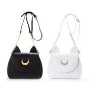 Милый-черный-белый-японский-аниме-косплей-сейлор-мун-сумка-harajuku-милые-женщины-PU-черный-белый-лолита