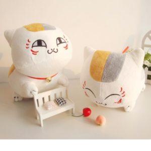 Мягкая игрушка кот Нянко-сенсей (Тетрадь дружбы Нацумэ)