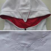 Толстовка Асасин крид (Assassins creed) с капюшоном — Горячая покупка, детали толстовки