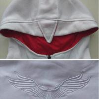 Толстовка Асасин крид (Assassins creed) с капюшоном - Горячая покупка, детали толстовки
