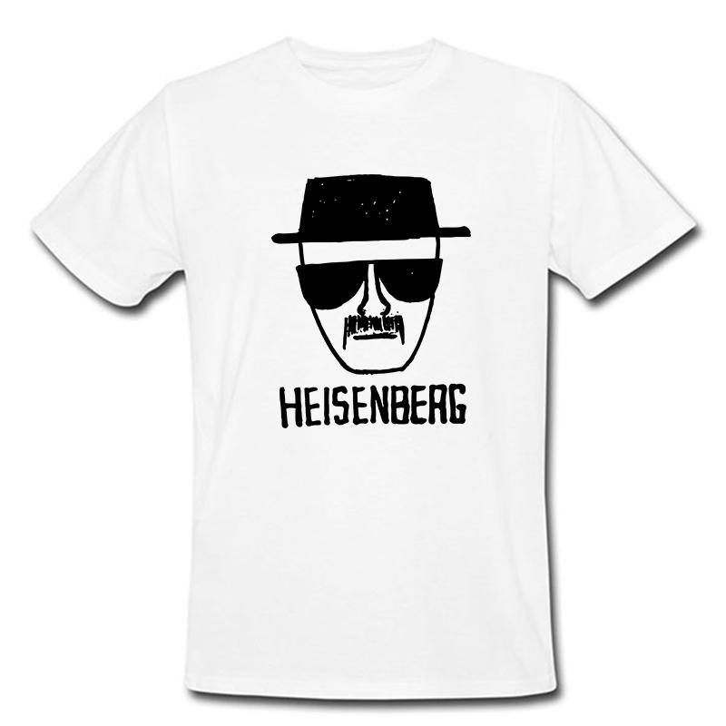 Хлопок-новинка-сообщаем-лос-Pollos-Hermanos-человек-уолтер-уайт-повар-гейзенберга-майка-лучших-тройники-Camisetas-для