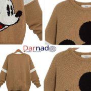 детали свитера