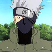Маска Какаши из Наруто (Naruto) фото