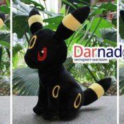 Мягкая игрушка покемон «Умбреон» Umbreon (3 варианта) фото