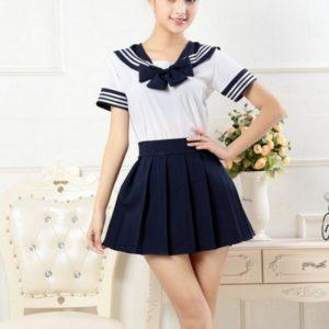 Японский-школьная-форма-платье-сейлор-косплей-хеллоуин-костюм-аниме-девушка-стили
