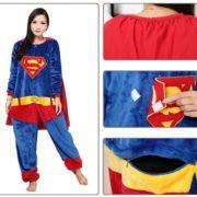 Кигуруми пижама «Супермен» (Superman) фото
