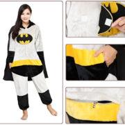 Кигуруми пижама «Бэтмен» (Batman) фото