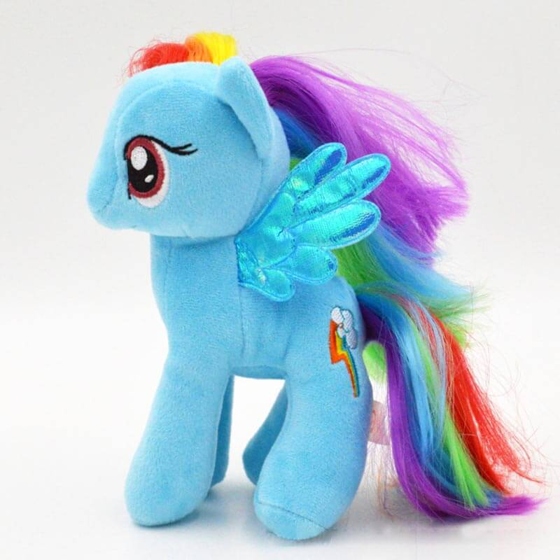 Сшить игрушку из май литл пони