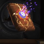 Брелок Варкрафт «Набор карт Hearthstone» (World of Warcraft) WoW фото