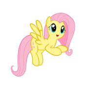 Мягкая игрушка пони Флаттершай из Май Литл Пони (My little pony \ Дружба это чудо) фото