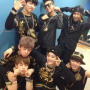 Рюкзак Bangtan Boys (BTS) фото